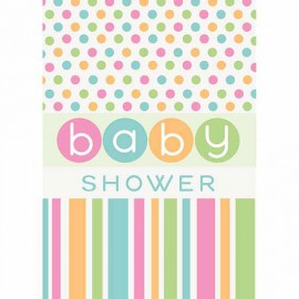 Biglietti Invito Pastel Baby Shower