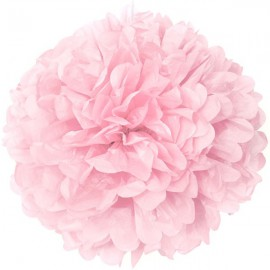 Light Pink Fluffy Decoration