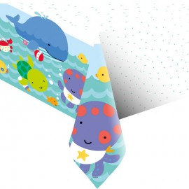 Under the Sea Plastic Tablecover