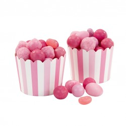 Coppette pirottini Pink n' Mix