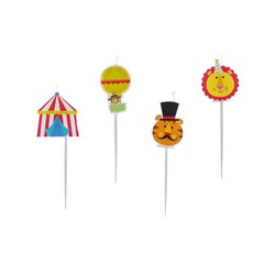 Fisher Price Circus Pick Candles
