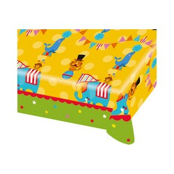 Fisher Price Circus Tablecover