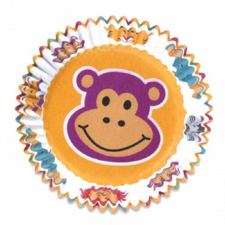 Pirottini Cupcake Giungla
