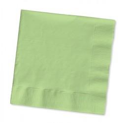 Tovaglioli Verde Pistacchio 50pz