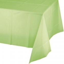 Pistachio Plastic Tablecover