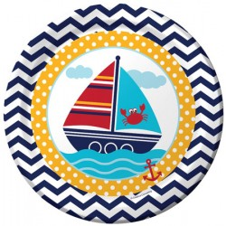 Mariner Lunch Plates
