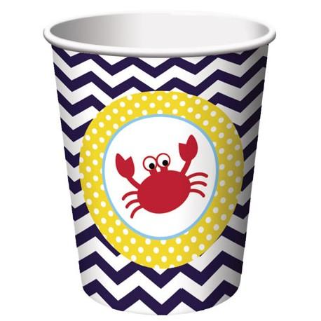 Mariner Crab Cups