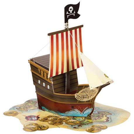 Piattini Pirate's Map
