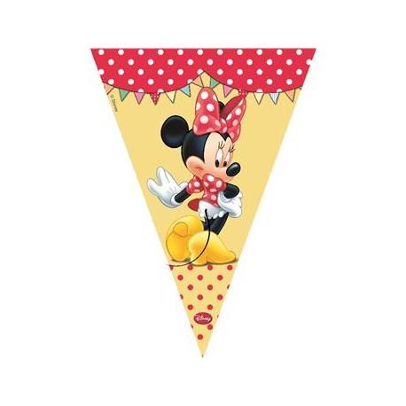 Festone Minnie Polka Dots 3m