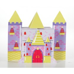 Castel Fun Treatboxes Centerpiece