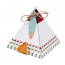 Pow Wow Favour Boxes