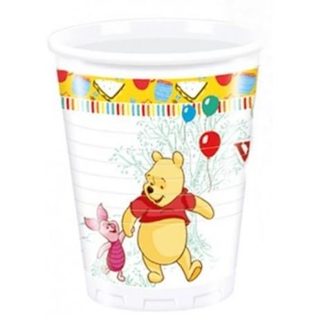 Bicchieri Winnie Pooh