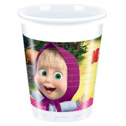 Masha and the Bear Cups