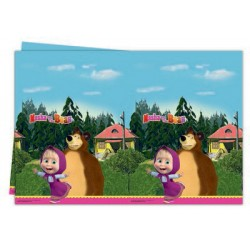 Masha and the Bear Tablecover