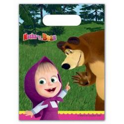 Masha and the Bear Loot Bags