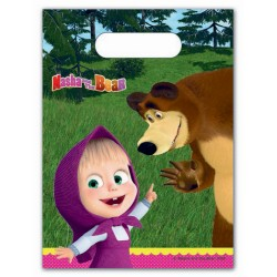 Masha and the Bear Loot Bags
