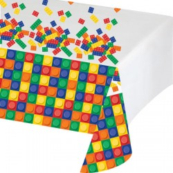 Lego Block Party Plastic Tablecover