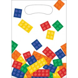 Lego Block Party Loot Bags