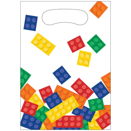 Borsine Party Lego Block Party