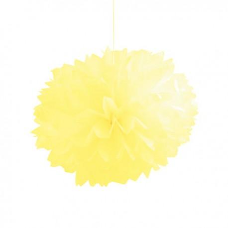 Mimosa Yellow Tissue Balls
