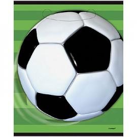 Borsine Party Calcio 3D 8pz