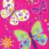 Butterfly Sparkle Dessert Plates