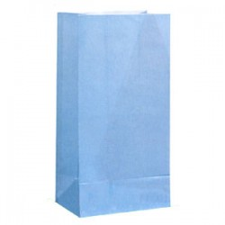Sacchetti in carta Azzurro