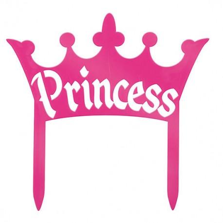 Cake topper Principessa