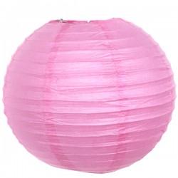 Hot Pink Paper Lantern