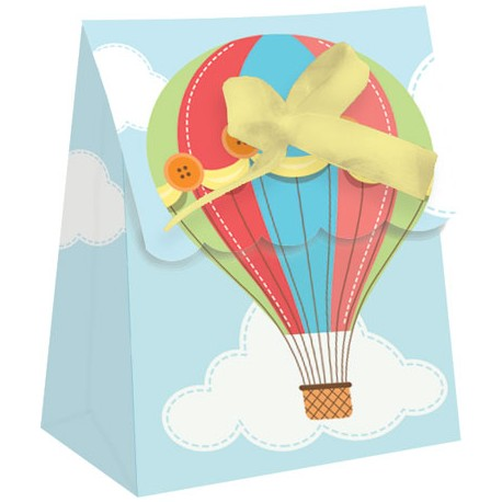 Up Up & Away Favor Bags