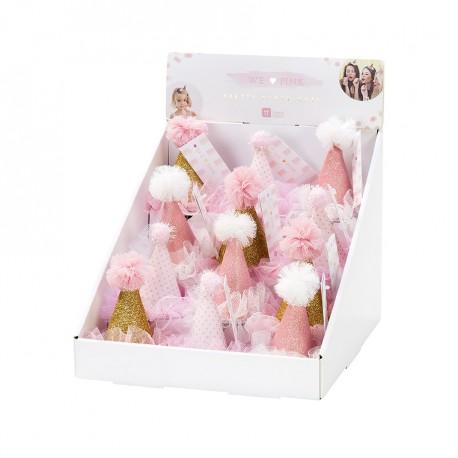 Mini Cappellini Pink Tulle