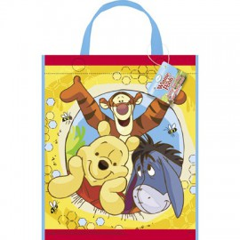 Winnie the Pooh Party Favor Bag