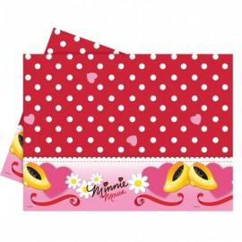 Tovaglia Minnie Polka Dots 120x180cm