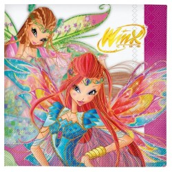 Winx Lunch Napkins