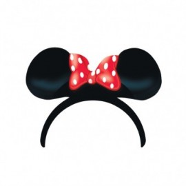 Minnie Mouse Polka Dots Ears