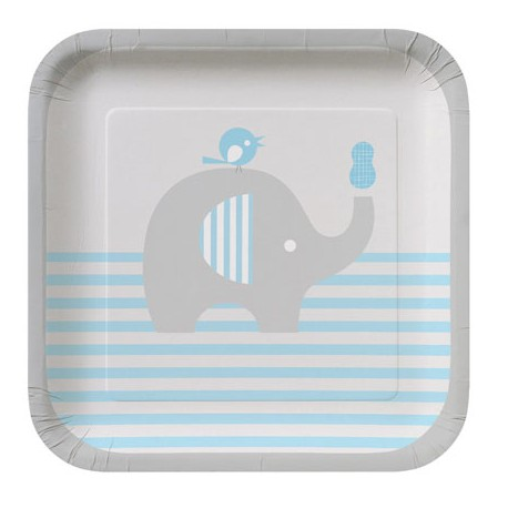 Little Peanut Boy Dessert Plates