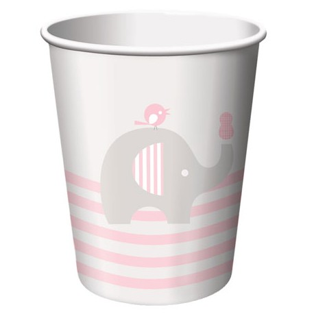Little Peanut Girl Paper Cups