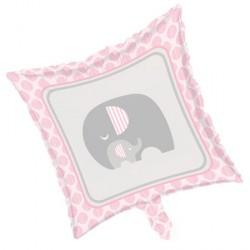 Little Peanut Girl Baby Shower Foil Balloon