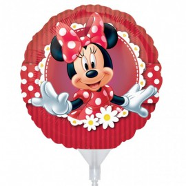 Minnie Polka Dots Mini Foil Balloons