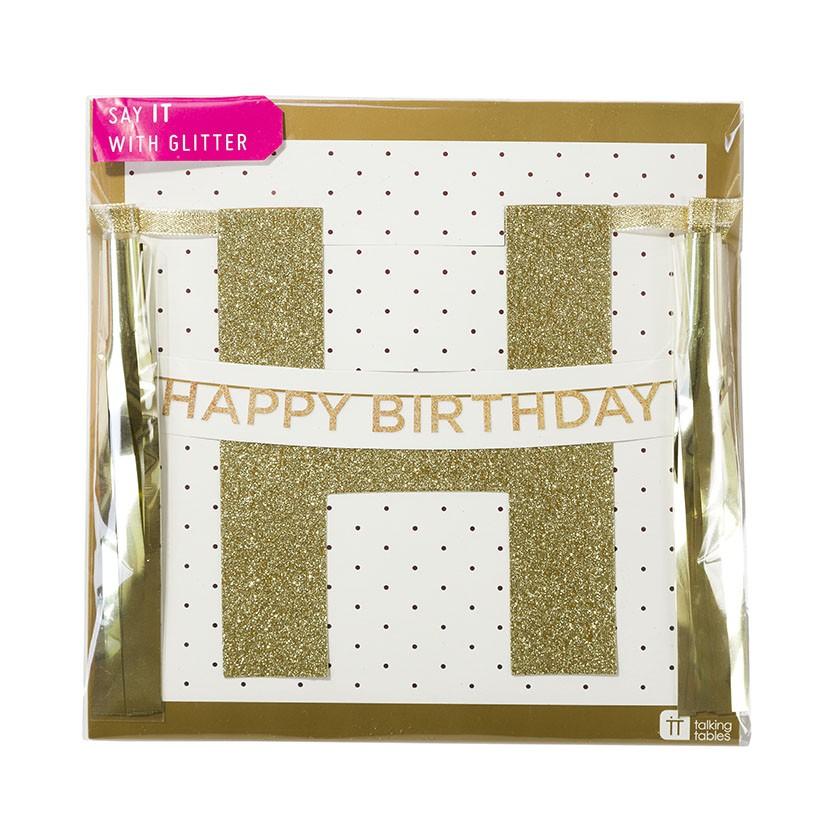 Festoni compleanno Bambini e Adulti - Wonderparty 25beea98f42