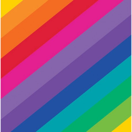 Tovaglioli Rainbow - Festa Arcobaleno
