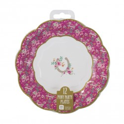 Pony Party Plates 2 designs