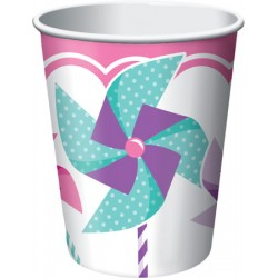 Turning One Girl Cups