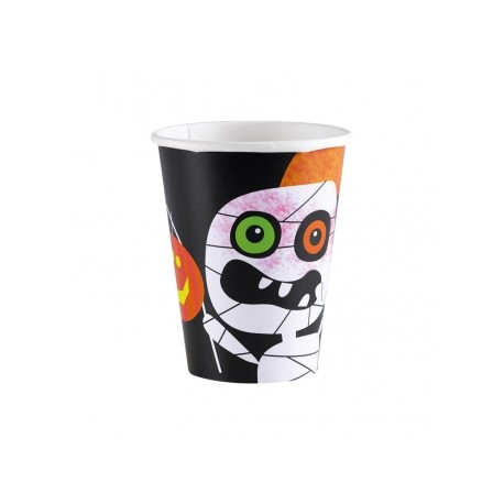 Bicchieri Halloween Friendly Mummy