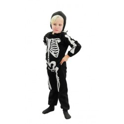 Skeleton Costume 3-4 years