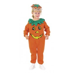 Little Pumpkin Costume 3-4 years