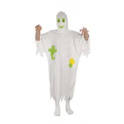 Costume Fantasma 4-6 anni