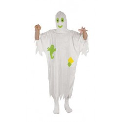 Ghost Costume 4-6 years