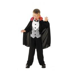 Vampire Costume 4-6 years