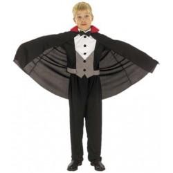 Vampire Costume 7-9 years